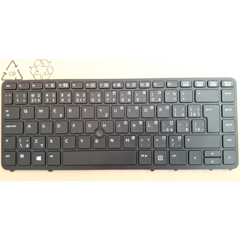 HP 840 notebook keyboard