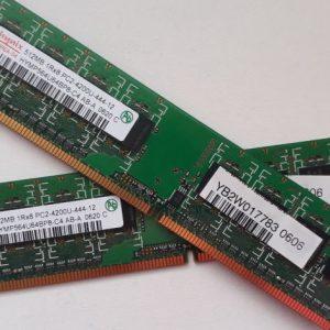 Computer memory Hynix DDR2 512 MB, 533 MHz
