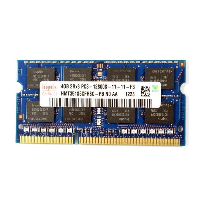 SO-DIMM Hynix DDR3 4GB 1600MHz