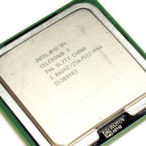 Procesor Intel Celeron D 346