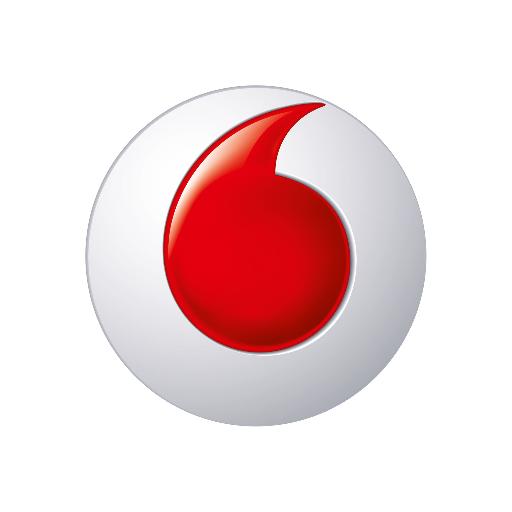 Image of Vodafone logo