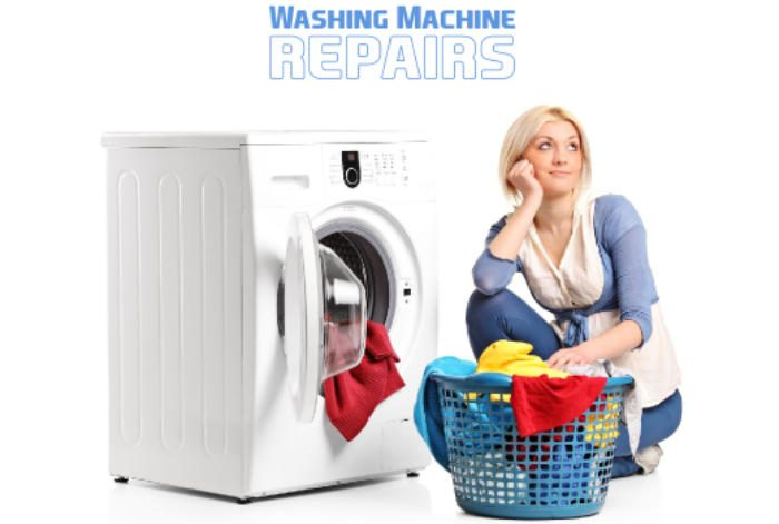 Website for washing machine repairs