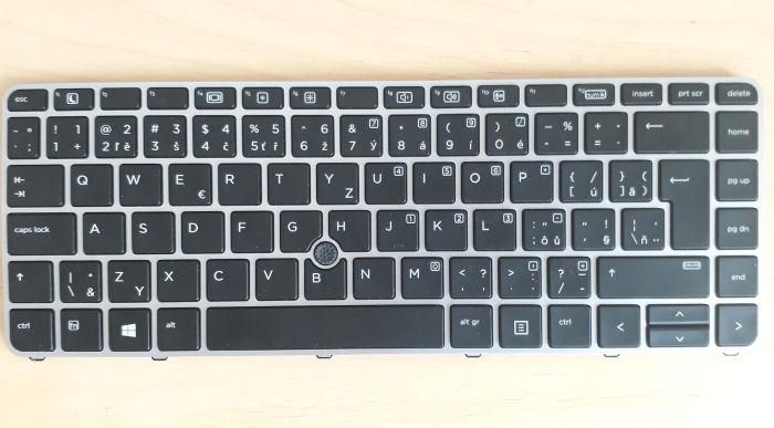 Klávesnice HP EliteBook 840 G3